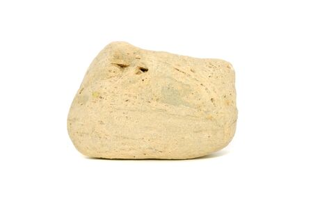 Stone Isolated on White Background Stock Photo - 9999027