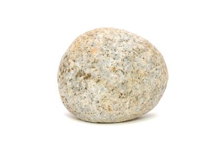 Stone Isolated on White Background Stock Photo - 9999030