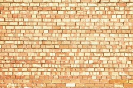 paredes de ladrillos: Muro de ladrillo rojo
