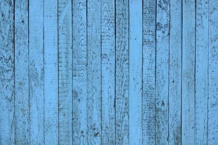 fondos azules: Azul pintado de la pared de madera
