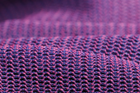 super macro: Pink and Purple Macro Fabric Texture