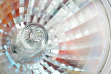 electric fixture: Alogena Lampadina Close-Up