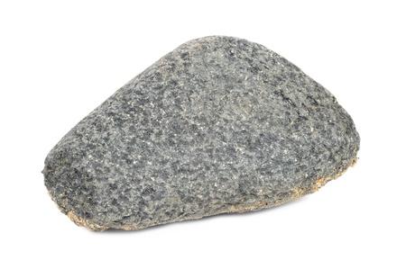 Stone Isolated on White Background Stock Photo - 16356801