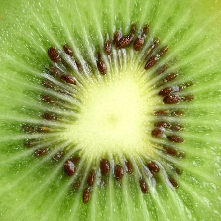 kiwi fruta: Kiwi Macro Slice