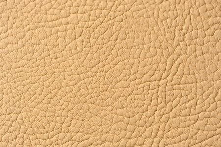Beige Artificial Leather Texture Stock Photo - 17281596
