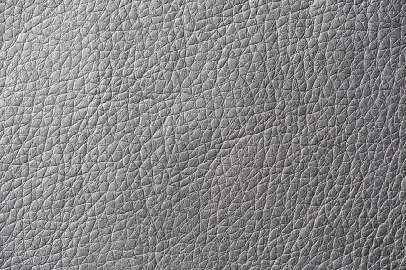 Gray Artificial Leather Texture Stock Photo - 17281604