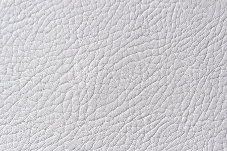 Light Gray Artificial Leather Texture photo