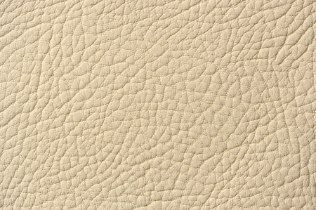 Beige Patterned Artificial Leather Background Texture photo