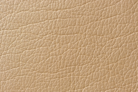 leatherette: Beige Glossy Artificial Leather Texture