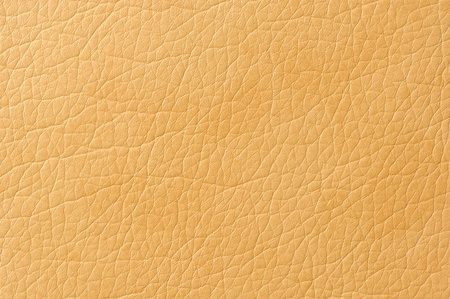 Orange Beige Artificial Leather Texture photo