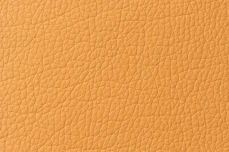 Orange Patterned Artificial Leather Texture Stock Photo - 17281600