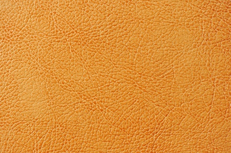 Orange Artificial Leather Background Texture Stock Photo - 17281598