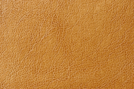 Light Brown Artificial Leather Texture Stock Photo - 17357209