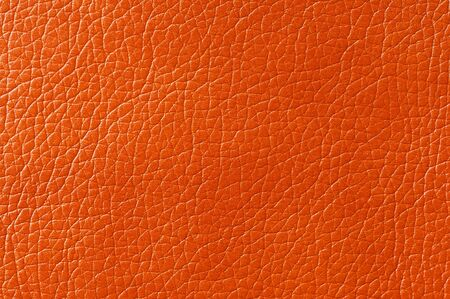 bumped: Red Patterned Artificial Leather Background Texture