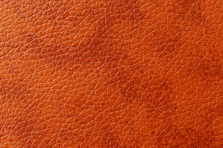 Brownish-Red Patterned Artificial Leather Texture photo