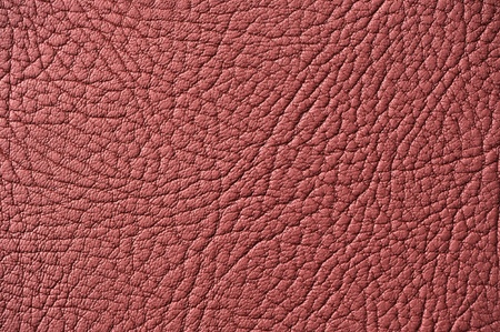 Burgundy Glossy Artificial Leather Texture photo