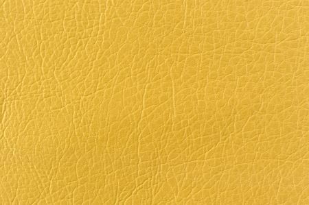 leatherette: Yellow Beige Patterned Leather Texture Stock Photo