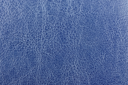 leatherette: Dark Blue Glossy Artificial Leather Texture