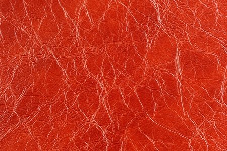 Dark Red Artificial Leather Texture photo