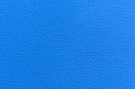 leatherette: Bright Blue Leather Background Texture