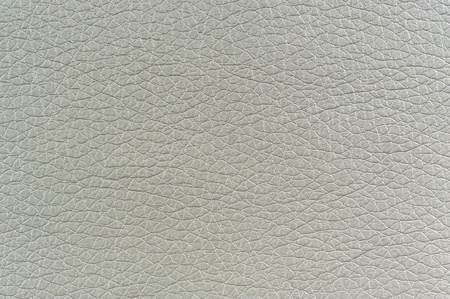 leatherette: Grey Leather Background Texture Stock Photo