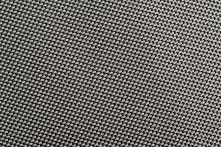 A close-up of gray fabric background texture photo