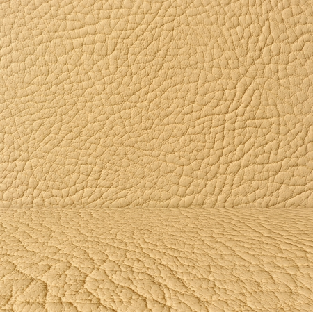 leathery: Beige Leather Room Background