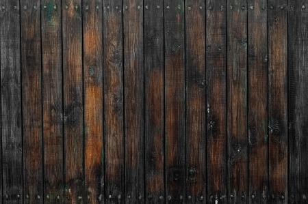 wood abandoned: Dark Wood Background