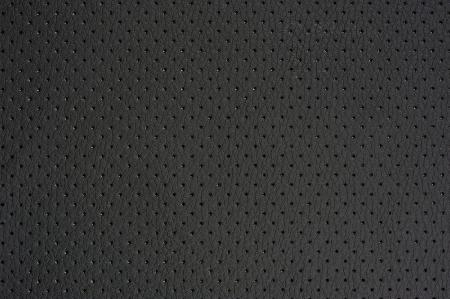 Gris foncé simili cuir perforé texture de fond Banque d'images - 22812462