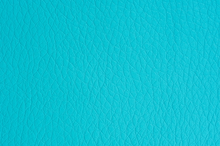 Turquoise Faux Leather Background Texture photo