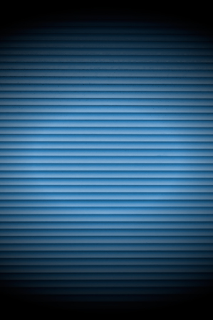 sectional door: Blue Roller Shutter Background with Spotlight