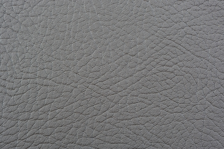 Gray Patterned Artificial Leather Background Texture photo