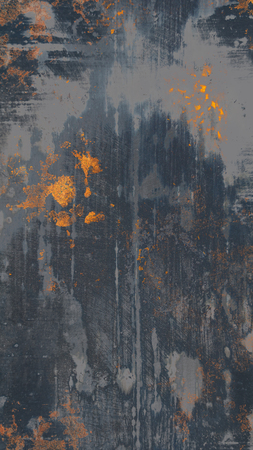 squalid: Old Grungy Metal Texture with Rust Stains Stock Photo