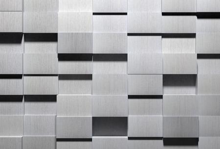 High Tech Aluminum Background