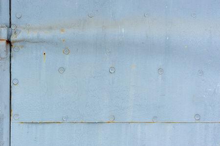 Metal Door Detail photo