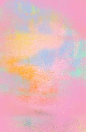 colores pastel: Vacio Muro en colores en colores pastel