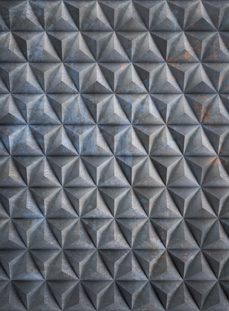 grungy: Grungy Stained Aluminum Background