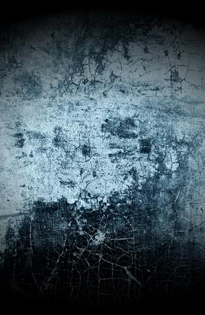 grungy: Dark Grungy Wall Background