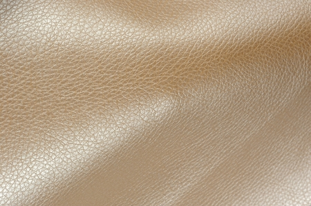 glossy: Beige Glossy Artificial Leather Background Texture Stock Photo
