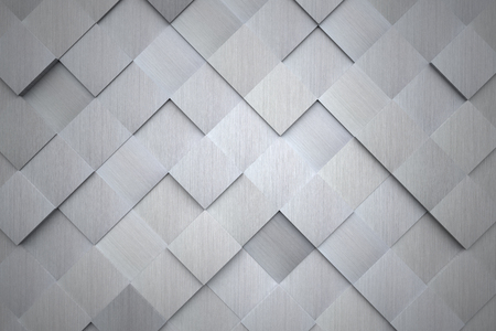 aluminium: High Tech Aluminum Background