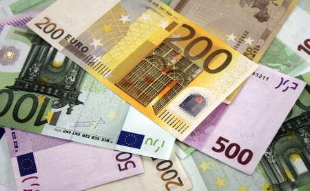 Euros Stock fotó