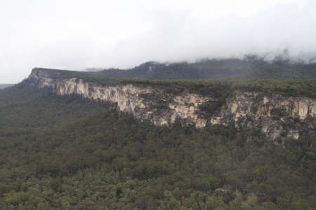 Conarvan gorge valley photo