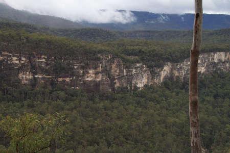 Amazing cliffs photo