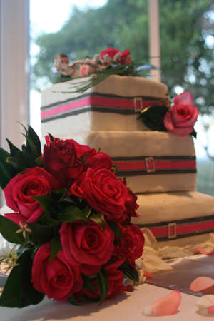 wedding cake Stock Photo - 11441576