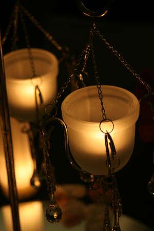 candleholders: elegant candleholders