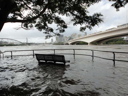 drenched: Brisbane floods Editorial