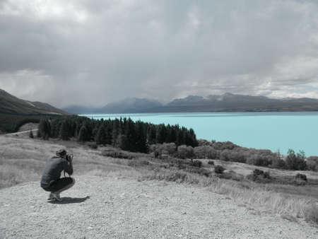 tramping: Still Lake