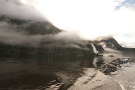 neroyfjord: Cascading ripples through Milfordsound