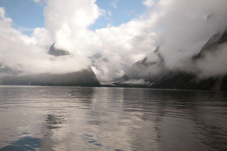 neroyfjord: Mysterious water filled valley