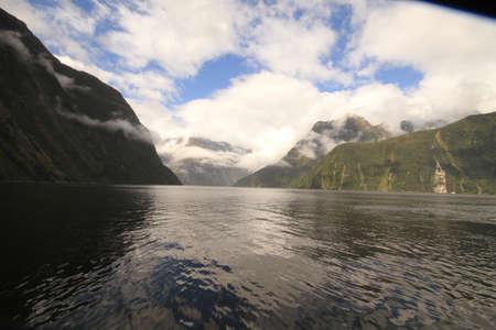 neroyfjord: Fjords at Milford Sound